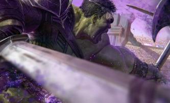 Thor: Ragnarok: Hulk a Hela na nových artworcích | Fandíme filmu