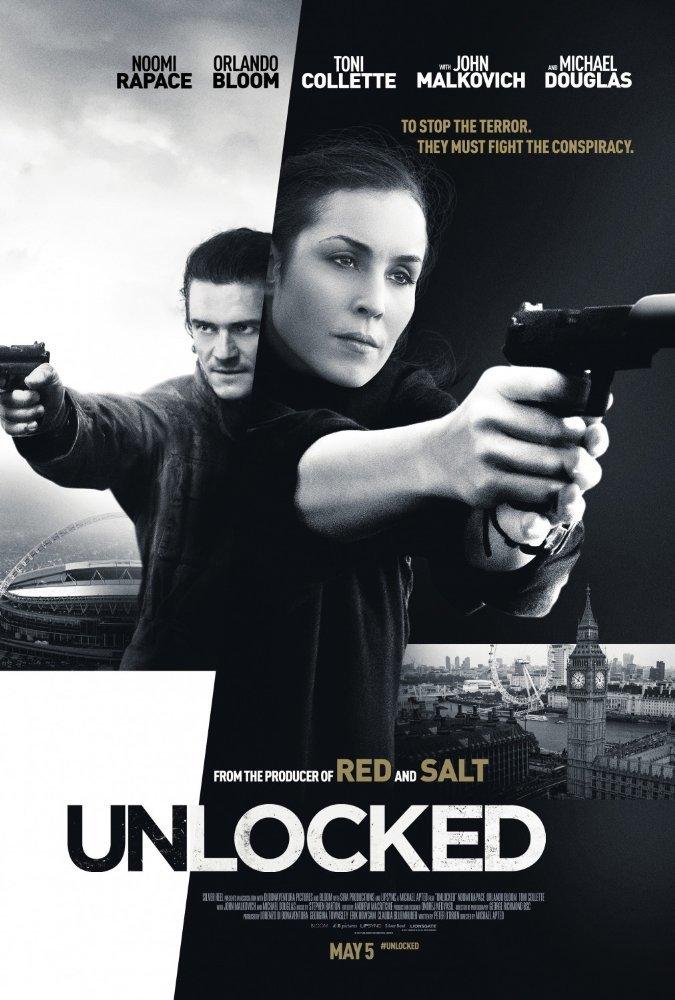 Unlocked | Fandíme filmu