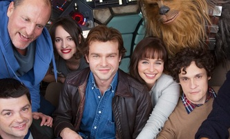 Star Wars: Han Solo: Natáčení začalo, první fotka obsazení | Fandíme filmu