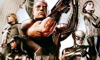 X-Force: Drsný spin-off X-Menů má neméně drsného scenáristu   Fandíme filmu