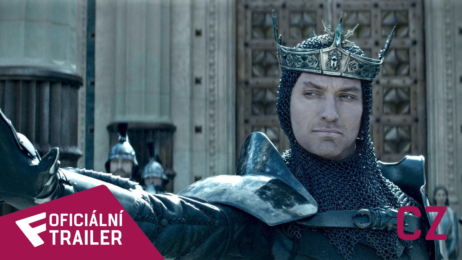 Král Artuš: Legenda o meči - Oficiální Trailer (CZ) | Fandíme filmu