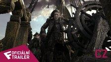 Piráti z Karibiku: Salazarova pomsta - Oficiální Trailer (CZ) | Fandíme filmu