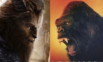 Kong vs. Zvíře aneb trikové monster filmy do každé rodiny | Fandíme filmu