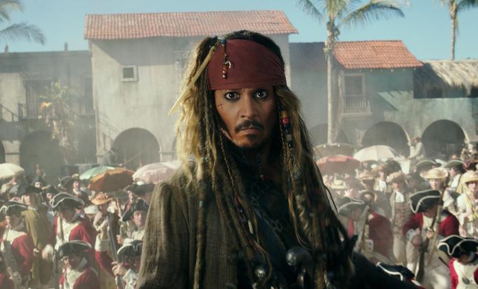 Piráti z Karibiku 6: Podle producenta o účasti Deppa není rozhodnuto | Fandíme filmu