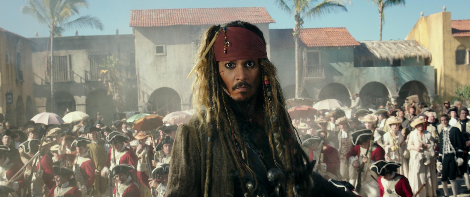Piráti z Karibiku: Kdo taky mohl hrát Jacka Sparrowa namísto Deppa | Fandíme filmu