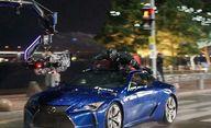 Black Panther: Fotky z natáčení automobilové honičky | Fandíme filmu