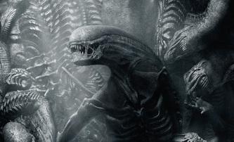 Vetřelec: Covenant: Stylový plakát připomíná démonickou malbu | Fandíme filmu