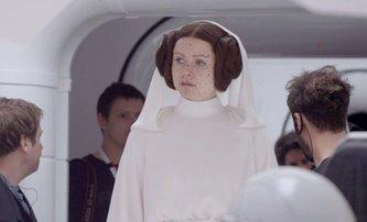 Star Wars VIII: Scény s Leiou se nebudou ani trochu upravovat | Fandíme filmu