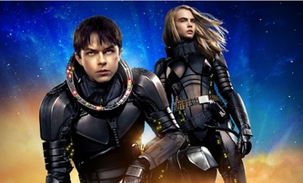 Valerian a město tisíce planet: Dva nové plákaty a teaser | Fandíme filmu