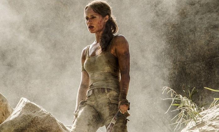 Tomb Raider: Modernizovaná Lara Croft na nové fotce   Fandíme filmu
