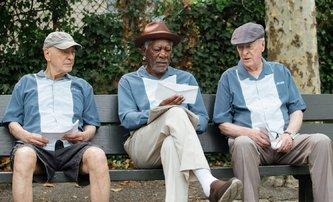 Loupež ve velkém stylu: Oscaroví staříci vykrádají banku | Fandíme filmu