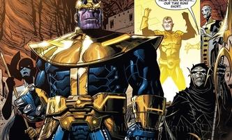 Avengers: Infinity War: Thanosovi nohsledi na fotkách z natáčení | Fandíme filmu