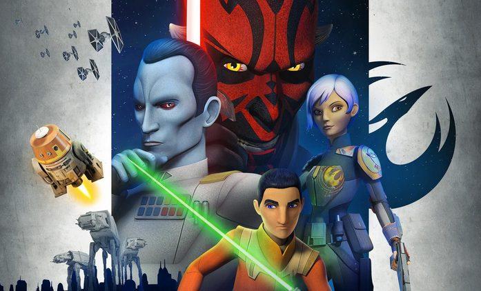 Star Wars Povstalci: Jaká byla třetí série | Fandíme seriálům