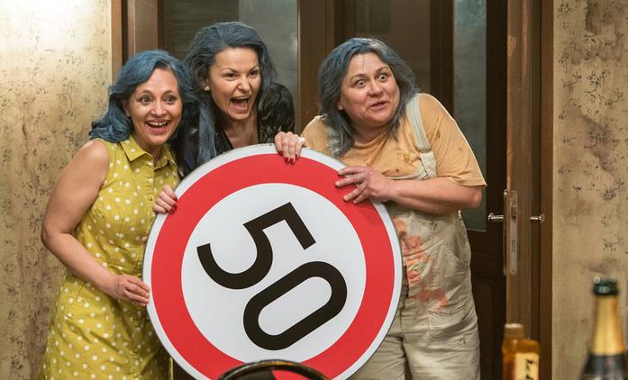 Trapný padesátky: První dojmy z nového komediálního seriálu   Fandíme seriálům