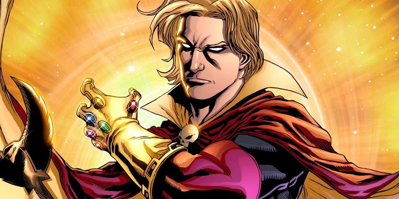 Strážci Galaxie Vol. 3: Možná se nakonec nedočkáme Adama Warlocka | Fandíme filmu