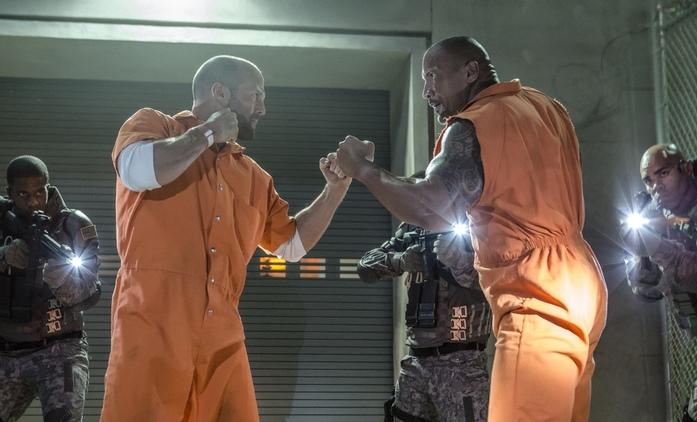 Hobbs and Shaw: Statham slibuje drsnější film s méně pitomými vtipy | Fandíme filmu