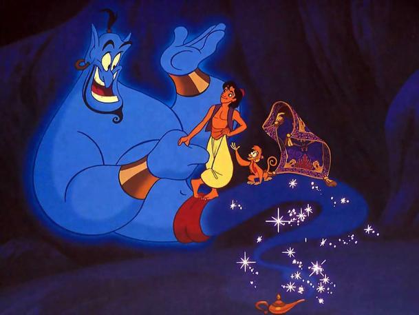 Aladin zakulatil obsazení   Fandíme filmu