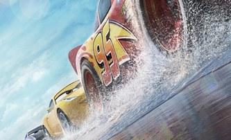 Auta 3 nás v nových ukázkách zahrnují legrací | Fandíme filmu