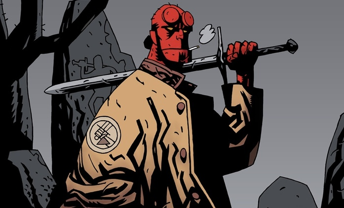 Hellboy mění název, odhaluje podrobnosti a řeší kontroverzi | Fandíme filmu