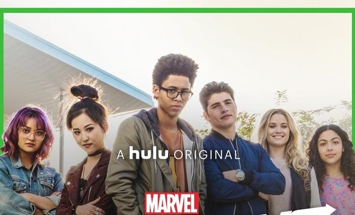 Runaways: Jak bude seriál zapojený do MCU | Fandíme seriálům