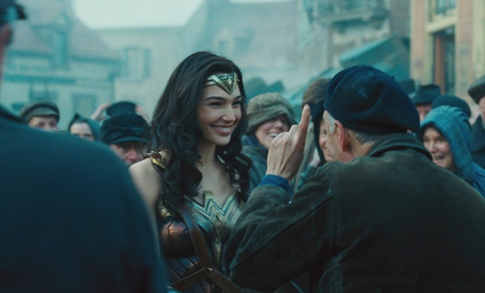 Box Office: Wonder Woman dělá v kinech zázraky | Fandíme filmu