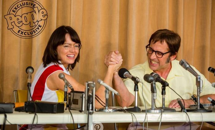 Battle of Sexes: Proti šovinismu a sexismu s humorem a raketou   Fandíme filmu
