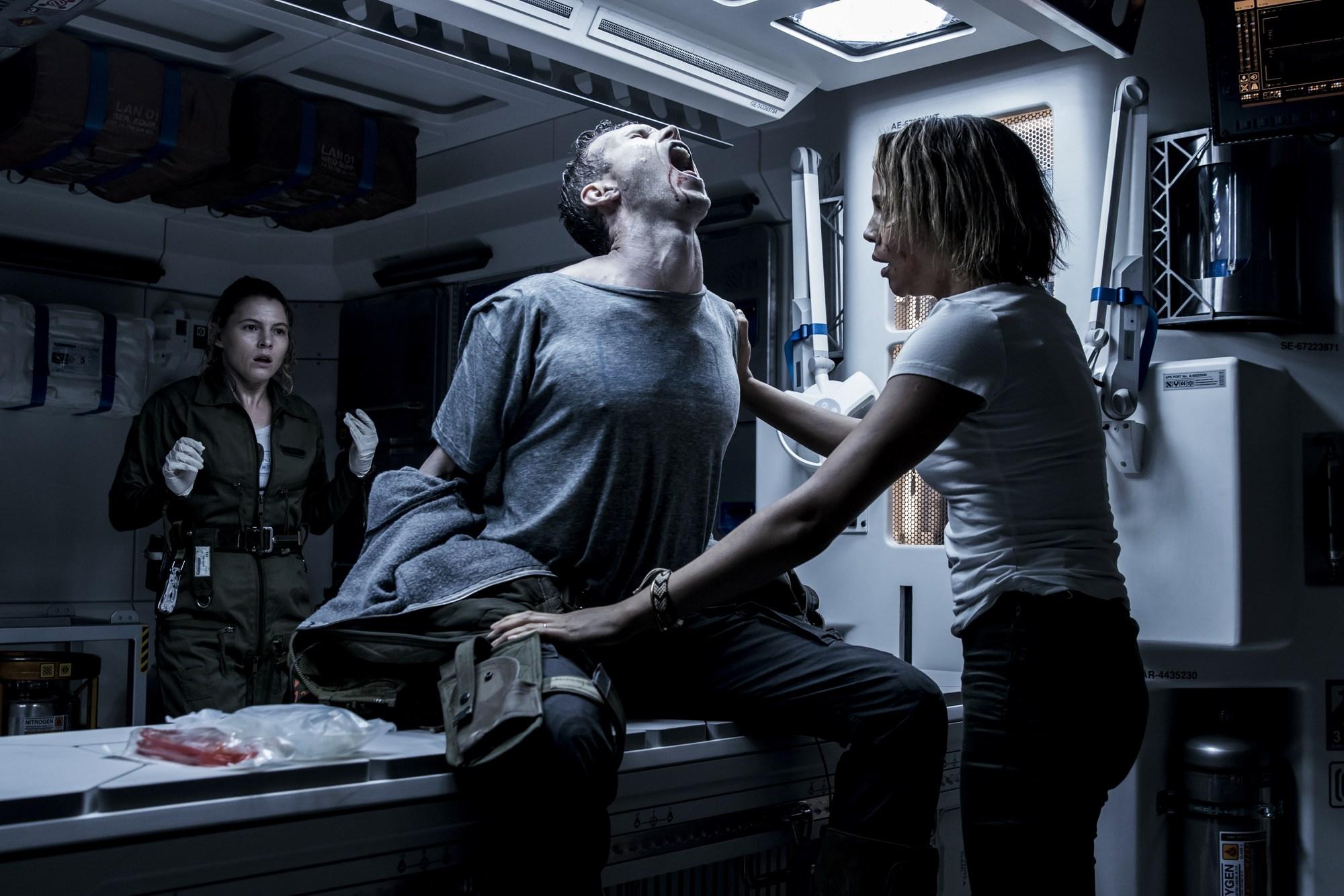 Box Office: Průměrný Alien | Fandíme filmu