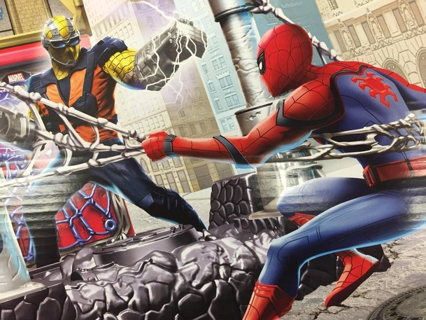 Spider-Man: Homecoming: Shocker Tinkerer a hudba   Fandíme filmu