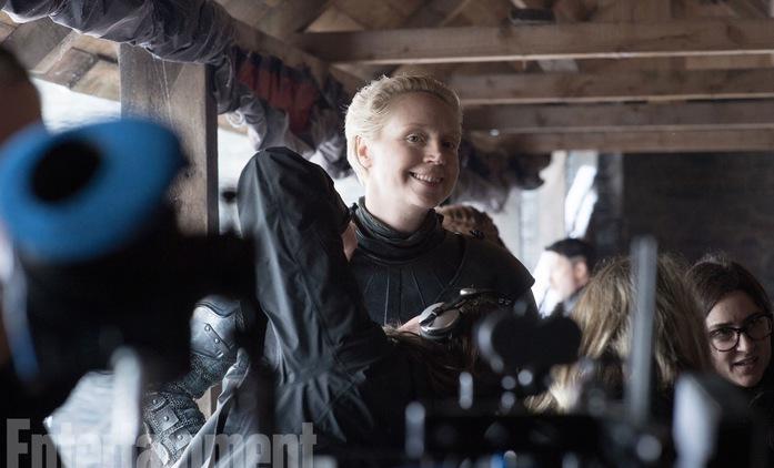 Brienne z GoT promluvila o svém ženství: Zvolila asexuální život | Fandíme seriálům