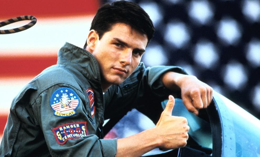 Top Gun: Kdo měl původně hrát Mavericka místo Toma Cruise   Fandíme filmu