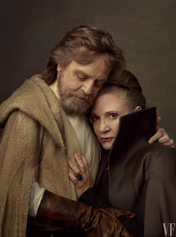 Star Wars IX: Mark Hamill už nemá velkou chuť k návratu   Fandíme filmu