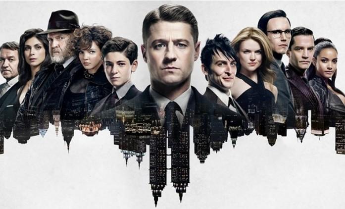 Recenze: Gotham - 3. řada   Fandíme seriálům