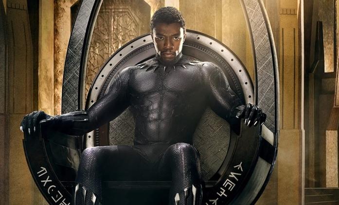 Black Panther 2: Video z natáčení odhalilo osud krále T'Chally | Fandíme filmu