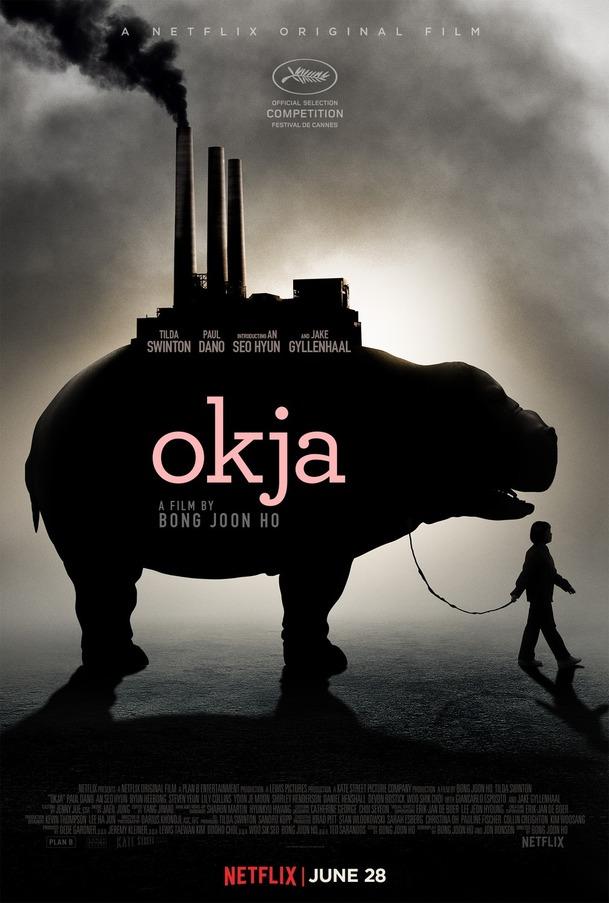 Okja: Sci-fi tvor vás donutí ronit slzy v novém traileru | Fandíme filmu