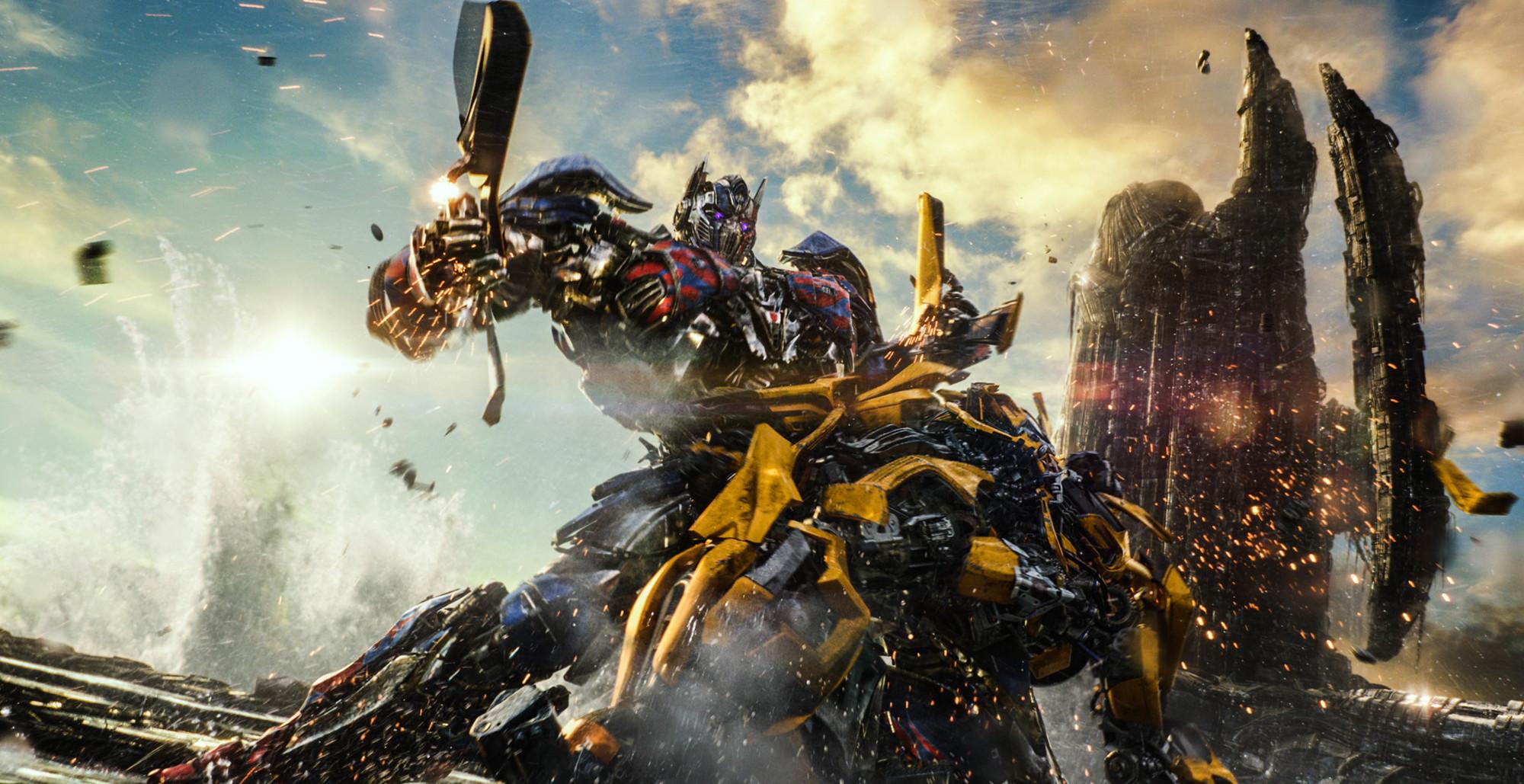 Transformers: Poslední rytíř - Pracuje se na pokračování | Fandíme filmu