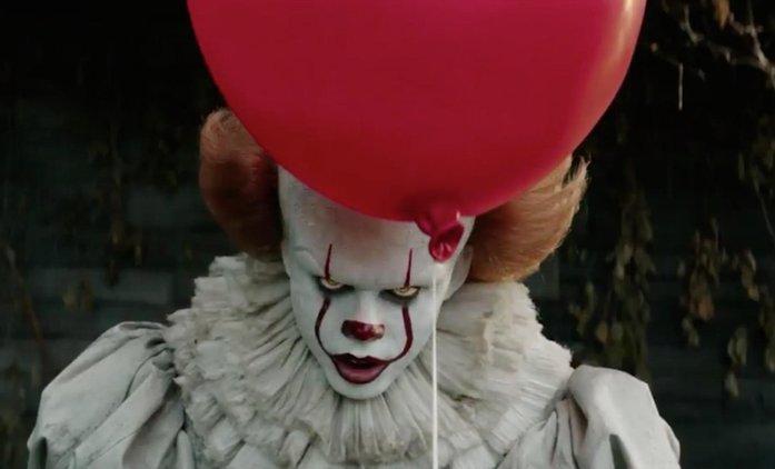 To: První dojmy z krvavého řádění jednoho klauna | Fandíme filmu