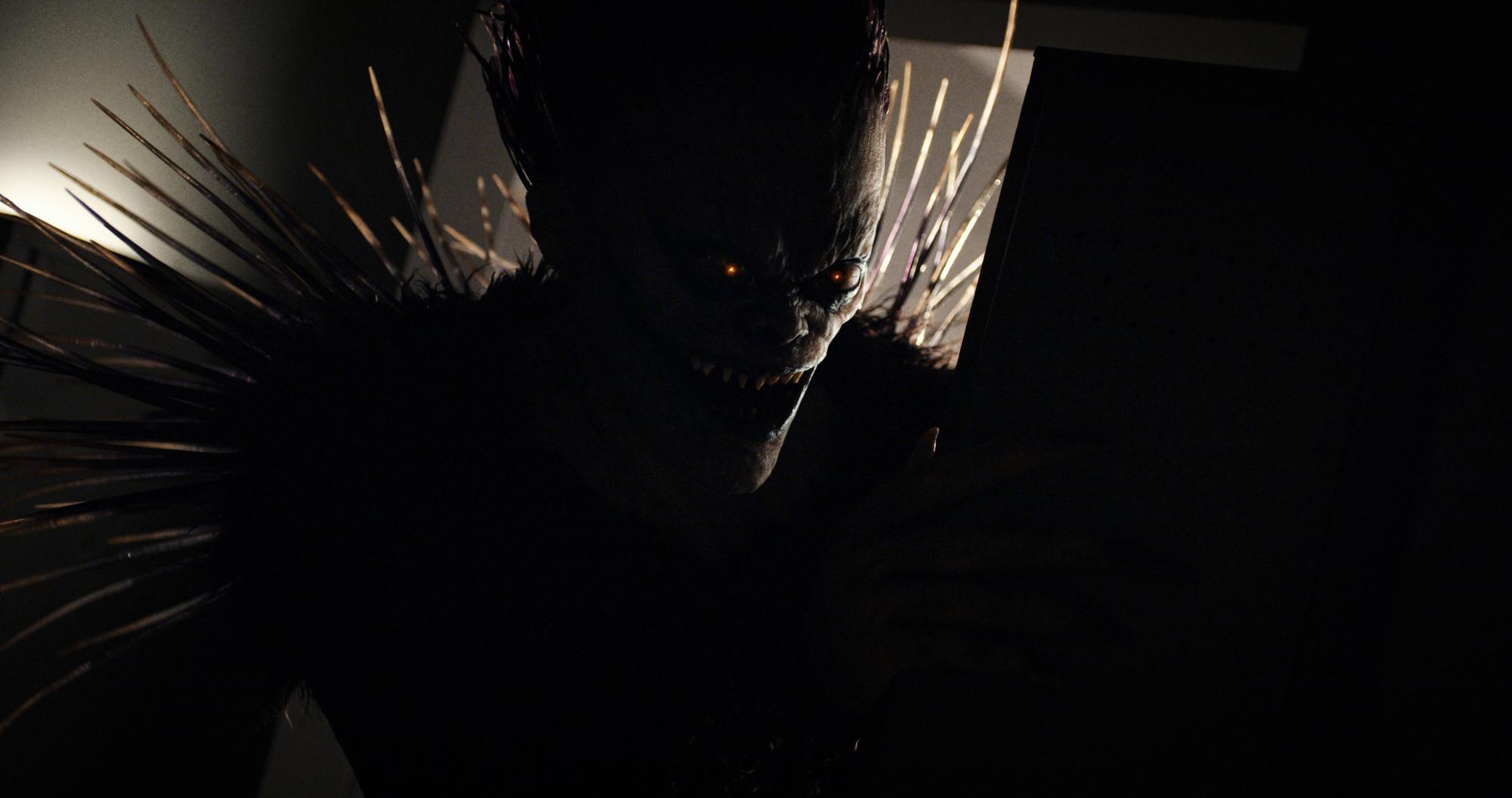 Death Note: Plnohodnotný trailer představuje Rjúka