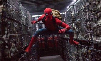 Box Office: Spider-Man je doma | Fandíme filmu