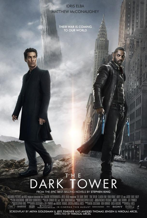 Temná věž: Konečně solidní trailer   Fandíme filmu