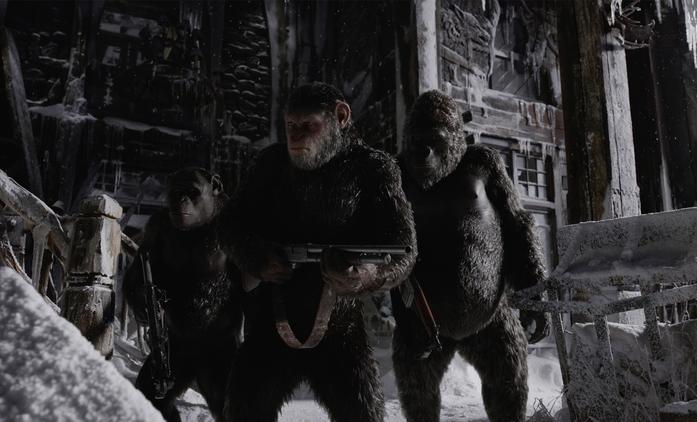 Box Office: Opice! Společně! Potřetí! Slabší!   Fandíme filmu