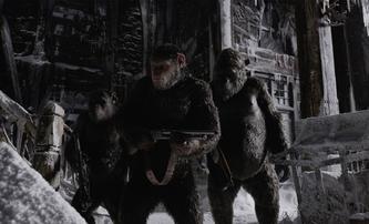 Box Office: Opice! Společně! Potřetí! Slabší! | Fandíme filmu