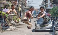 Triple Threat: Bojové hvězdy si dávají nakládačku v teaser traileru | Fandíme filmu