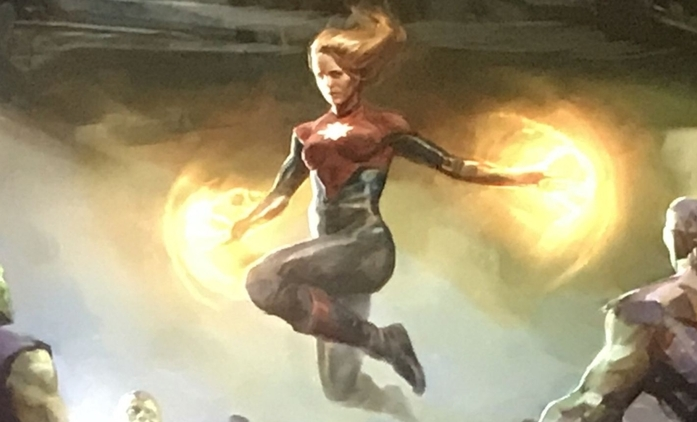 Captain Marvel: Natáčení začalo, jsou tu nové fotky | Fandíme filmu