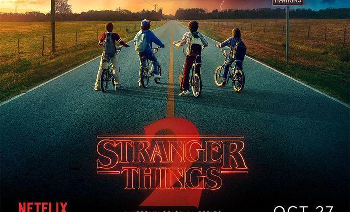 Stranger Things: První trailer na druhou řadu | Fandíme seriálům