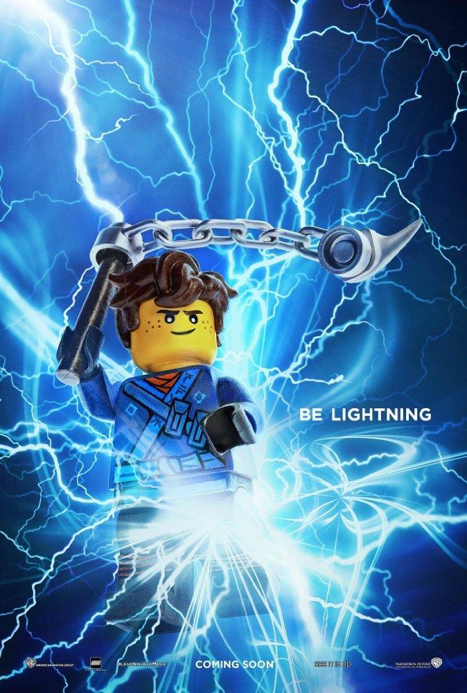 Lego Ninjago film: Comic-Con trailer a nové plakáty | Fandíme filmu