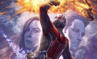 Ant-Man & the Wasp na nové oficiální fotce | Fandíme filmu