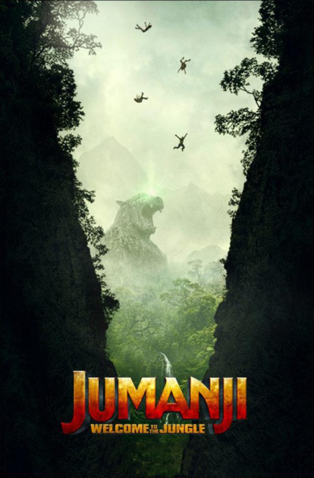 Jumanji: Vítejte v džungli! | Fandíme filmu