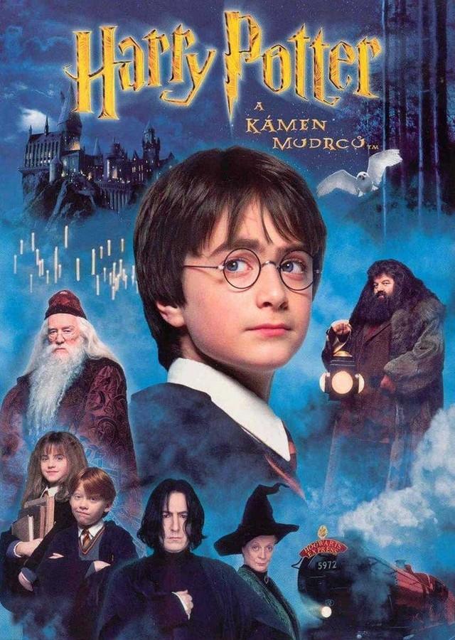 Harry Potter a Kámen mudrců | Fandíme filmu
