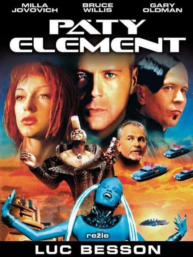 Pátý element | Fandíme filmu
