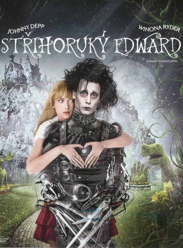 Střihoruký Edvard | Fandíme filmu